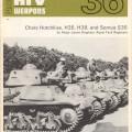 Písmená Hotchkiss, H35, H39, a Somua 35 - AFV Zbrane 36