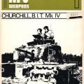 Churchill B i T Mk IV - AFV Våben 01