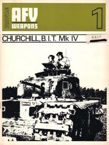 Churchill B I T Mk IV - AFV Weapons 01
