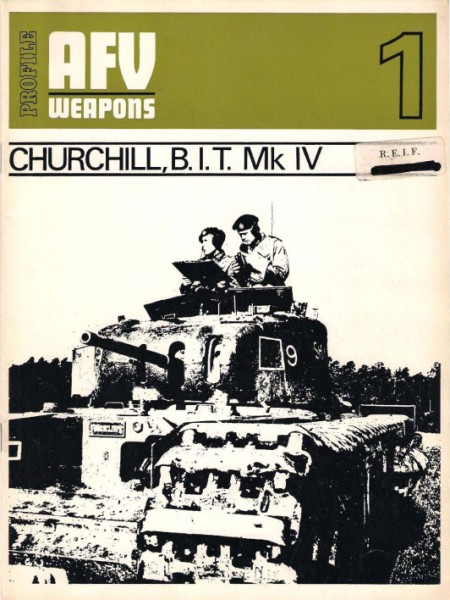 Churchill B I T Mk IV - AFV Weapons 01