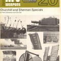Churchill & Sherman Especiales - AFV Armas 20