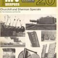 Churchill & Sherman Špeciály - AFV Zbrane 20