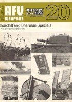 Churchill & Sherman Specials - AFV Weapons 20