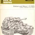 Slon in miš (E100) AFV Orožja 61