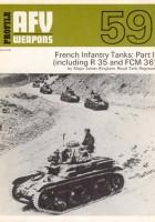 Французские танки (знаков Р35, FCM36) том II - оружие БТТ 59