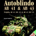 Italienske Pansrede Biler Autoblindo AB 41 & AB 43 - Rustning Fotogalleri 008