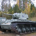 El KV-1 art 1942 - WalkAround