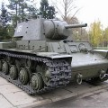 KW-1 KV-1 - WalkAround