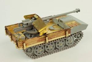 LW35062 7.5cm Pak 40 Mit RSO for Dragon - AM LW35062