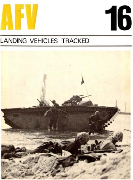 Laskeutumisajoneuvot jäljitetty - AFV-aseet 16