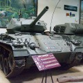 Light Tank M24 Chaffee - Sprehod Okoli