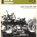 Light Tanks (M1 - M5) - AFV Weapons 04