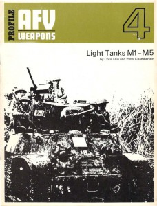 Light Tanks M1- M5 - AFV Weapons 04
