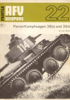 Panzer 38t and 35т - AFV Weapons 22