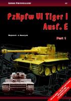 PzKpfw VI Tigris én Ausf.E - Páncél Fotógaléria 003