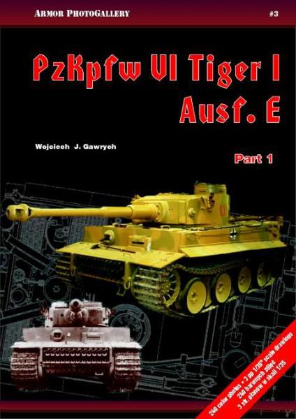 Panzer VI Tiger i Ausf.E - Rustning Fotogalleri 003