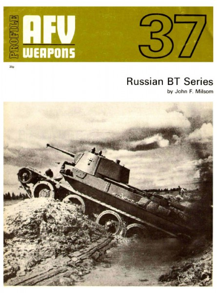 Russian BT Series - AFV Weapons 37