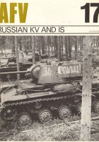 Russian KV and IS - AFV Weapons 17
