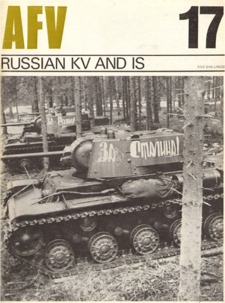 Russian KV and IS - AFV Зброї 17