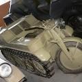 SdKfz 02 - Kettenkraftrad HK-101 με τα Πόδια Γύρω από