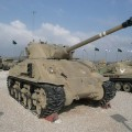 Super Sherman M-50 - Spacer