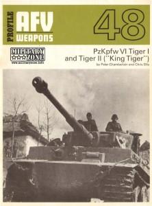 Tiger I - II - AFV Zbraně 48