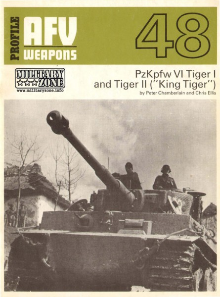 Tiger I & II - AFV Weapons 48