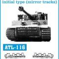 Tracks for TIGER I initial type - Friulmodel ATL-116