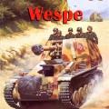 Wespe - sdkfz.124 - Wydawnictwo Kariuomenė 058