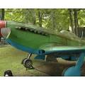 Yak-9 - Walkaround Z Żaglem