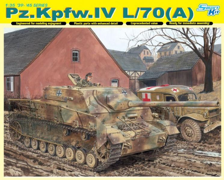 的1/35装甲四L/70(A)-仔6689