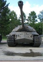 Ťažký tank IS-3 - WalkAround