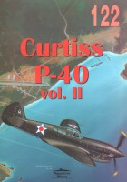 Curtiss P-40 (vol.2 - Wydawnictwo 122