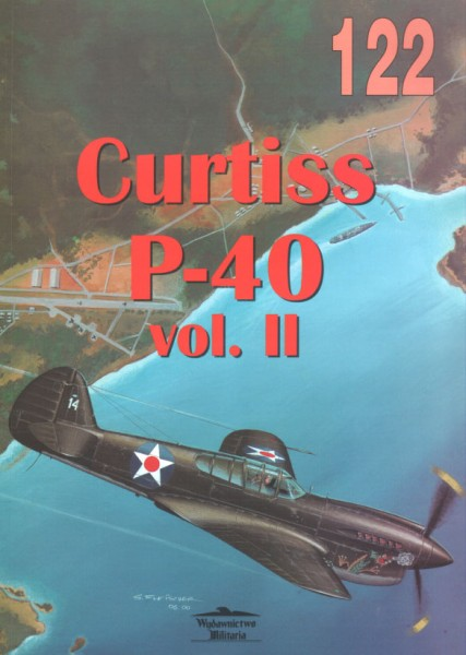 Curtiss P-40 vol.2 - Wydawnictwo 122