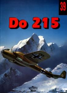 Dornier Do 215 - Обработка На Militaria 039