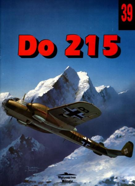 Dornier Do 215 - Wydawnictwo Militærhistorisk 039