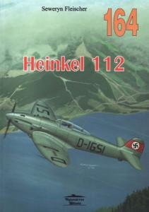 Хейнкель 112 - Обраду Милитариа 164