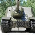 ISU-152 - walkaround z żaglem