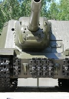 ISU-152 차량 중 하나