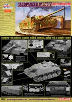 Jagdpanzer IV L/70(V) w/Zimmerit Aug 1944 Production - DML 6589