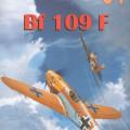 Messerschmitt Bf 109 F - Wydawnictwo 054