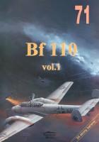 梅塞施米特Bf110-Wydawnictwo军备071