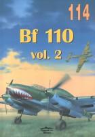 Месершмит BF 110 том2 - обработка на militaria 114