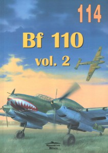 Мессерсцхмитт Бф 110 том2 - обраду Милитариа 114