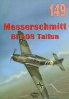 Messerschmitt Bf108 Taifun - Wydawnictwo Militaria 149