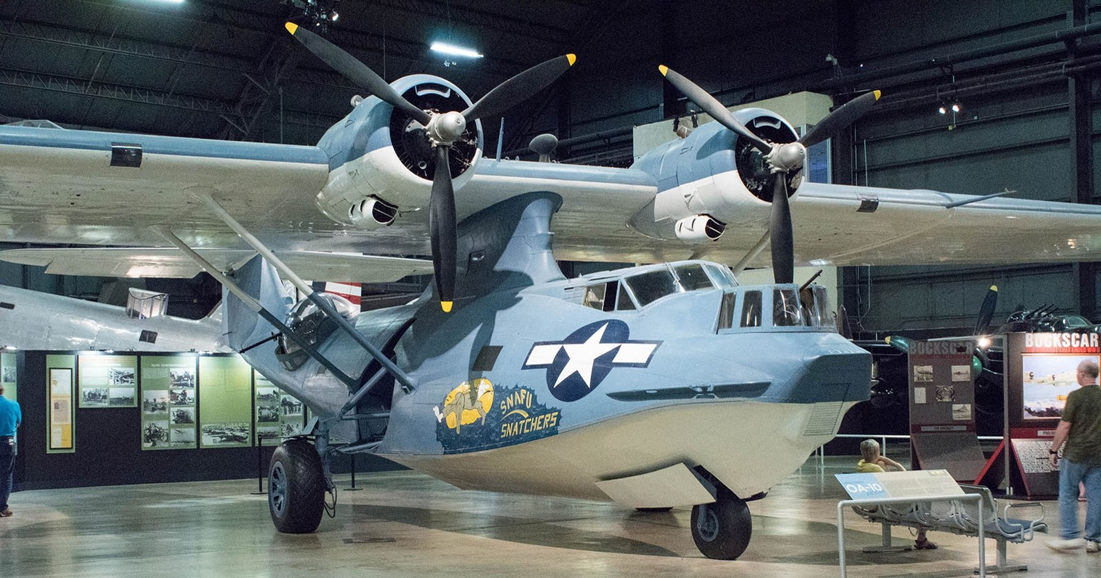 Consolidated PBY 5-A Catalina - Walk Around