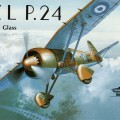 PZL P. 24 - Wydawnictwo Militaria 002 - Libro