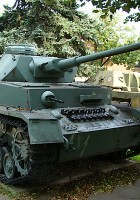 Panzer IV - gå rundt
