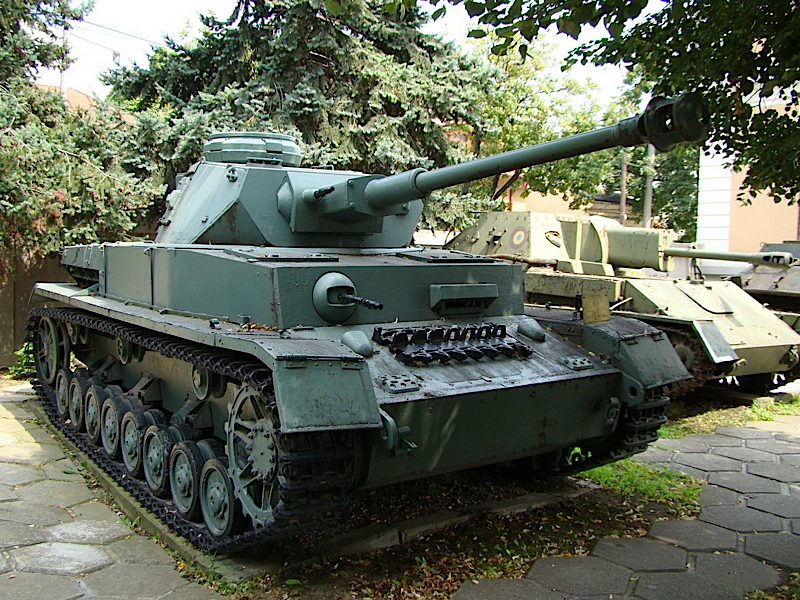 Panzer IV-за Замовчуванням