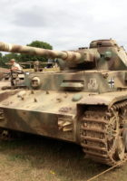 Panzer IV - procházka kolem